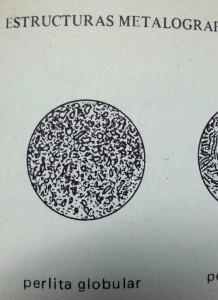 Acero recocido globular